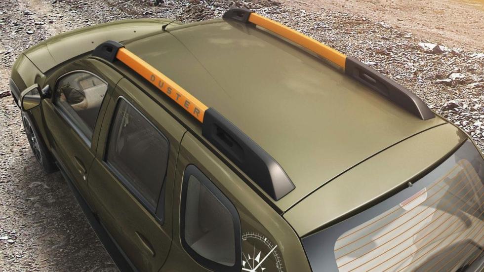 Renault Duster Adventure Edition techo