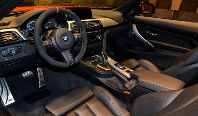 BMW M435i Cabrio Akrapovic
