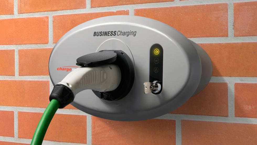 cuatro modos de carga de un coche eléctrico