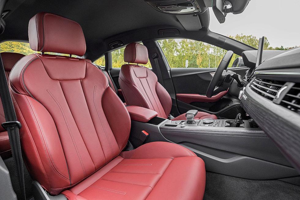 Prueba: Audi A5 3.0 TDI Sportback (2017)