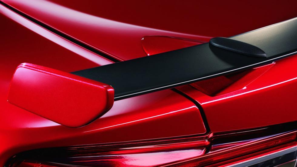 Subaru BRZ GT alerón