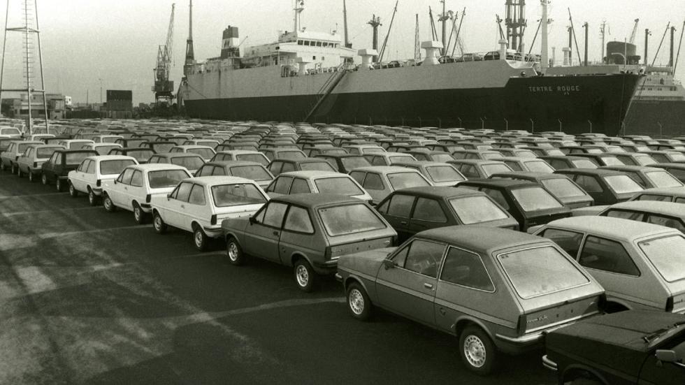 40 aniversario Ford Almussafes envío primer modelo 2