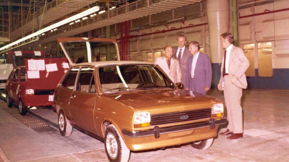 40 aniversario Ford Almussafes ford fiesta