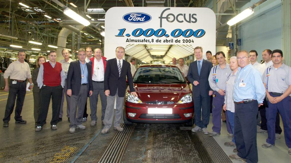 40 aniversario Ford Almussafes ford focus mk1