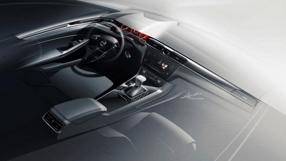 Volkswagen Phideon 2016