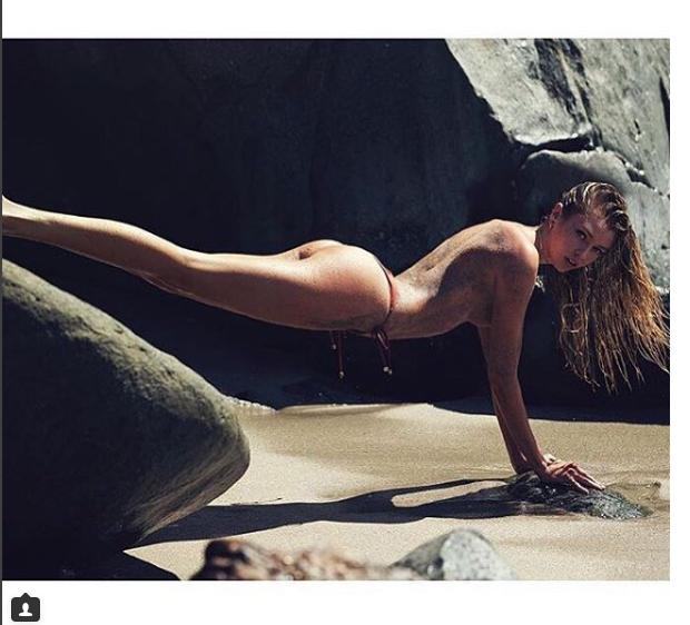 Stella Maxwell. Foto: Instagram