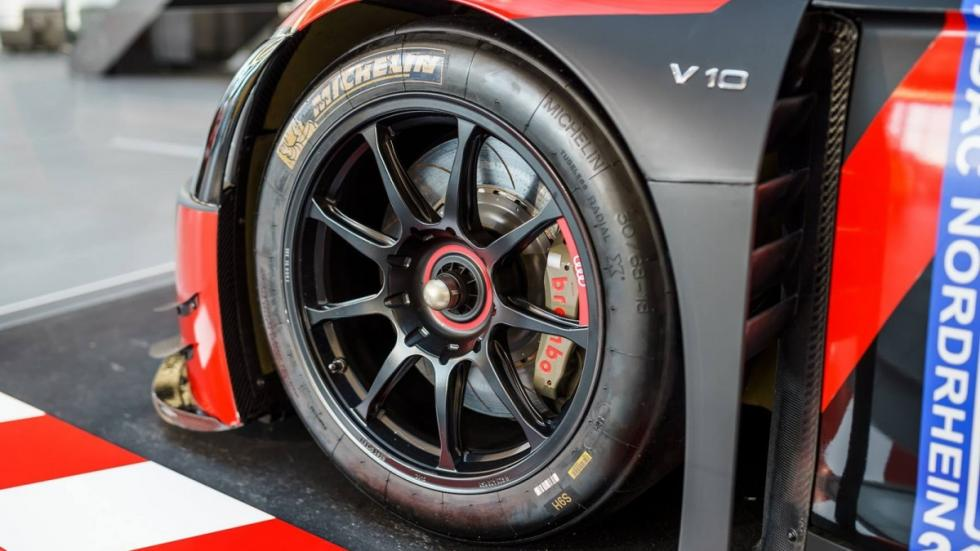 Audi R8 'Transformers'