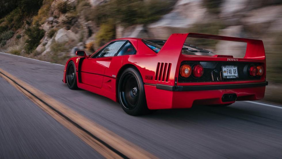 Ferrari F40 llantas HRE