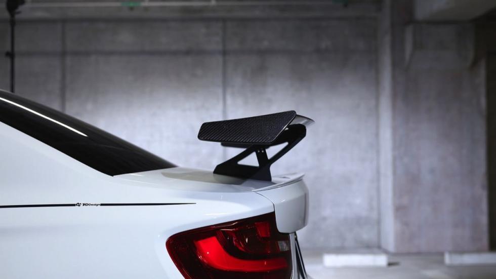 BMW M2 3D Design alerón