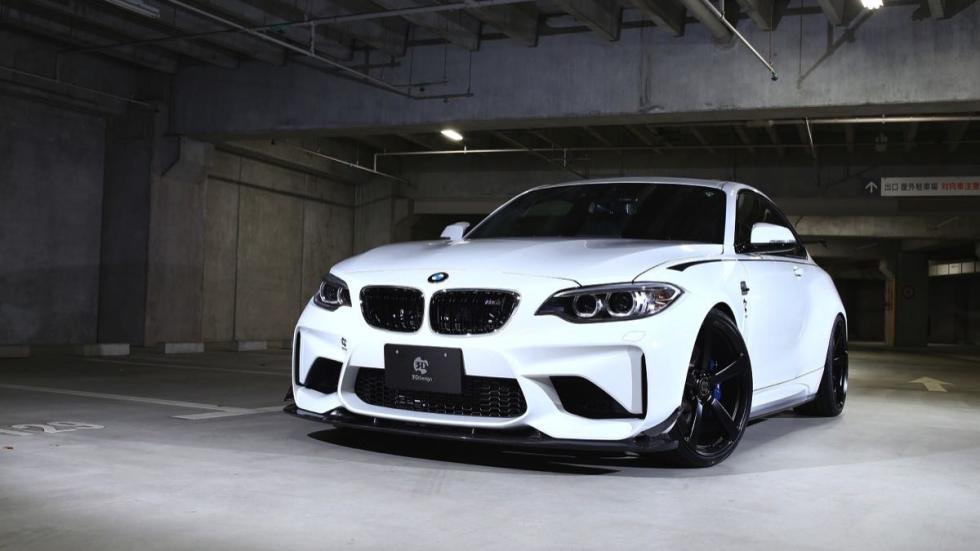 BMW M2 3D Design tres cuartos