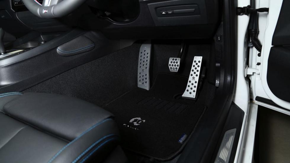 BMW M2 3D Design pedales