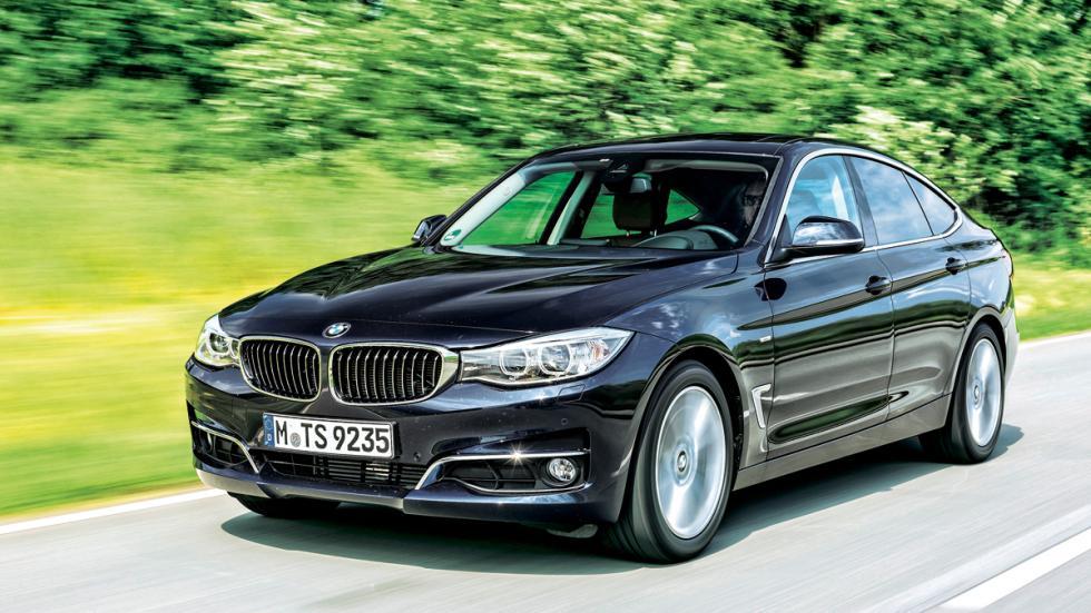 Test 100.000 BMW Serie 3 GT
