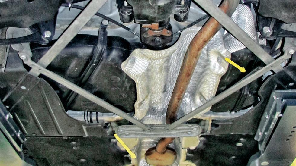 Test 100.000 BMW Serie 3 GT bajos
