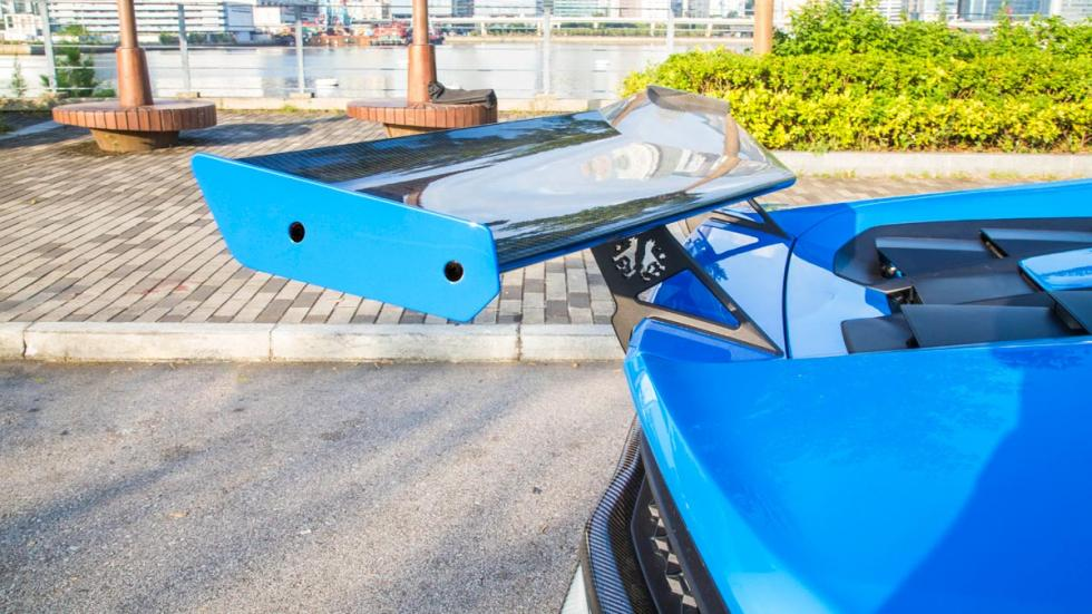 Lamborghini Huracan DMC LP1088 E-GT Spyder alerón