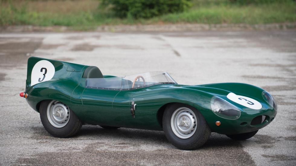 Jaguar D Type niño