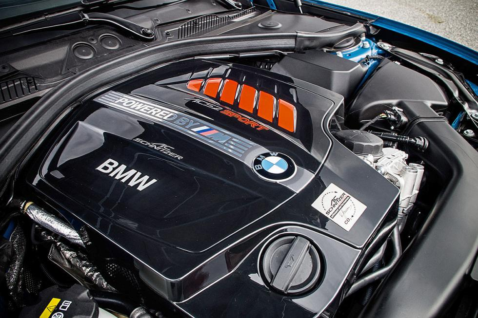 Prueba: AC Schnitzer BMW M2 (2016)