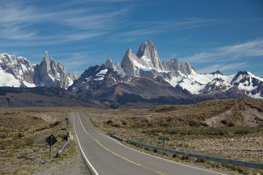 Ruta 40, Argentina.