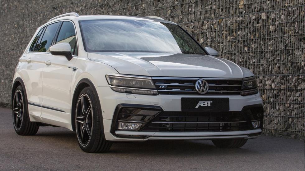 Volkswagen Tiguan ABT delantera