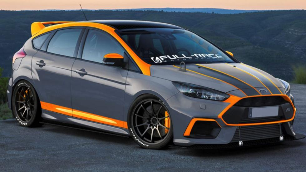 Full Race Focus RS