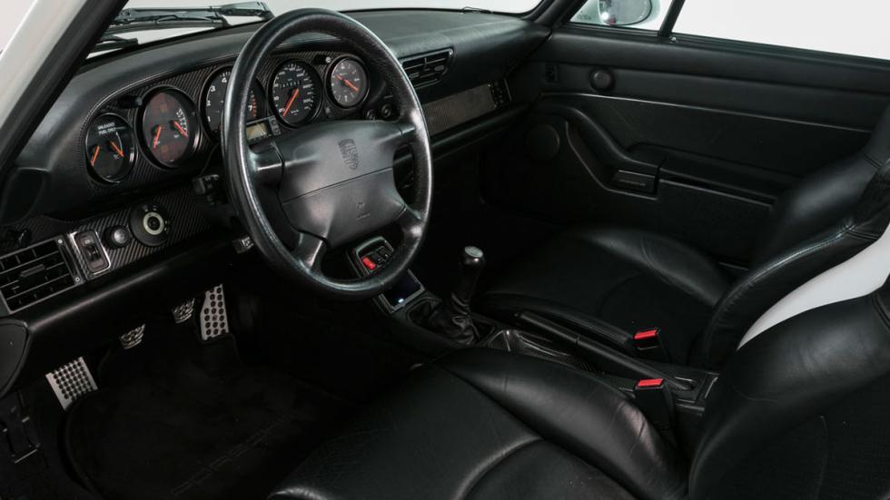 Porsche 911 Turbo X50