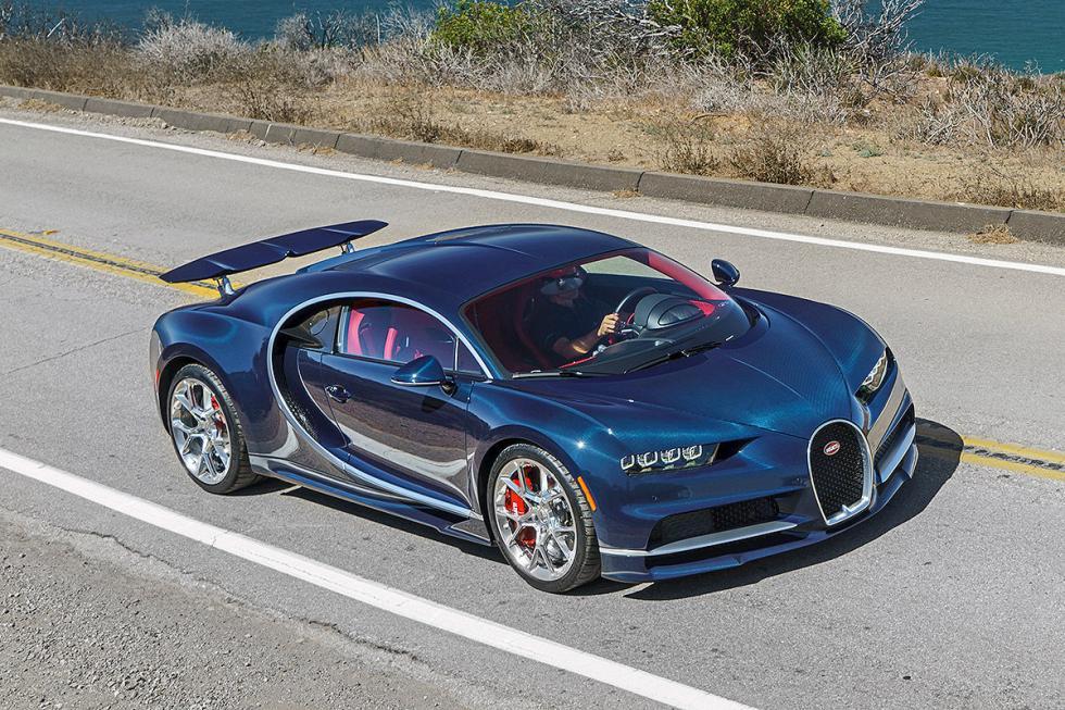 Bugatti Chiron. gatti Chiron. Unos 2,86 millones de euros. Finales 2016. 1.500CV