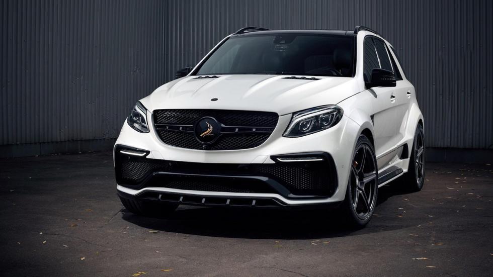Mercedes-AMG GLE 63 TopCar Inferno frontal