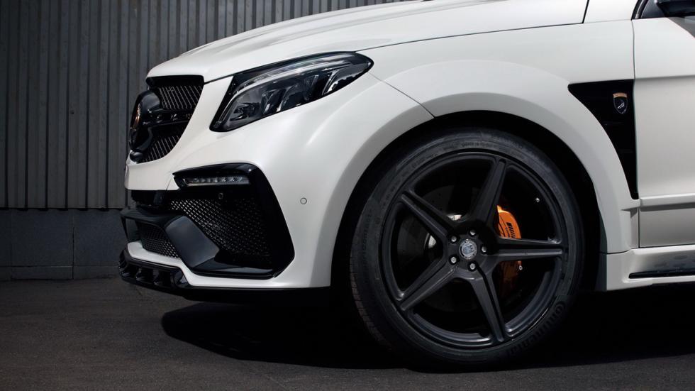 Mercedes-AMG GLE 63 TopCar Inferno detalle frontal
