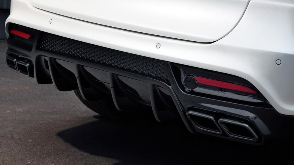 Mercedes-AMG GLE 63 TopCar Inferno detalle zaga