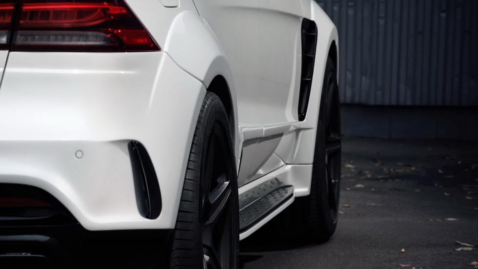Mercedes-AMG GLE 63 TopCar Inferno detalle aletas