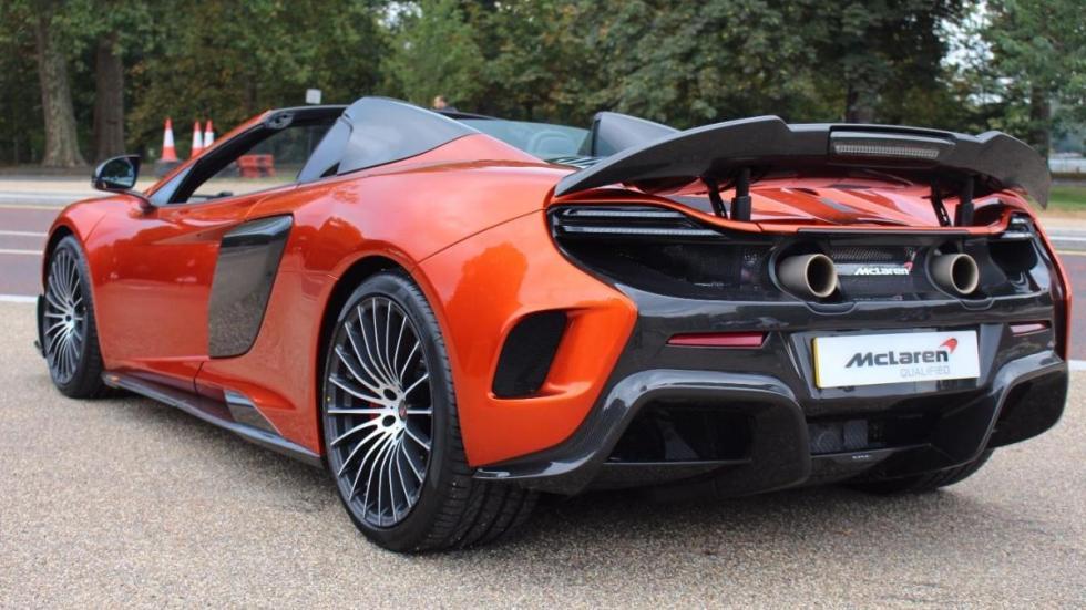 Venta McLaren 675 LT Spider