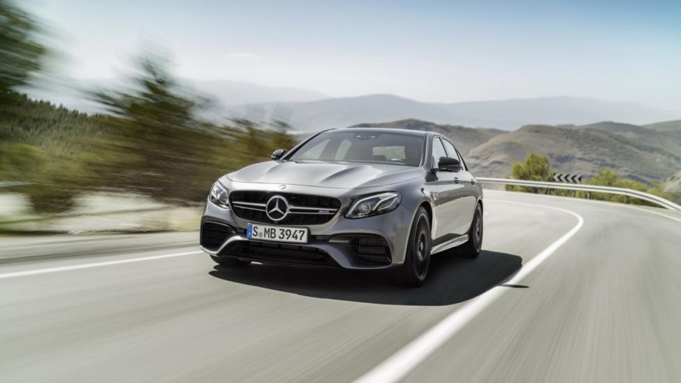 Mercedes-AMG E63 2017