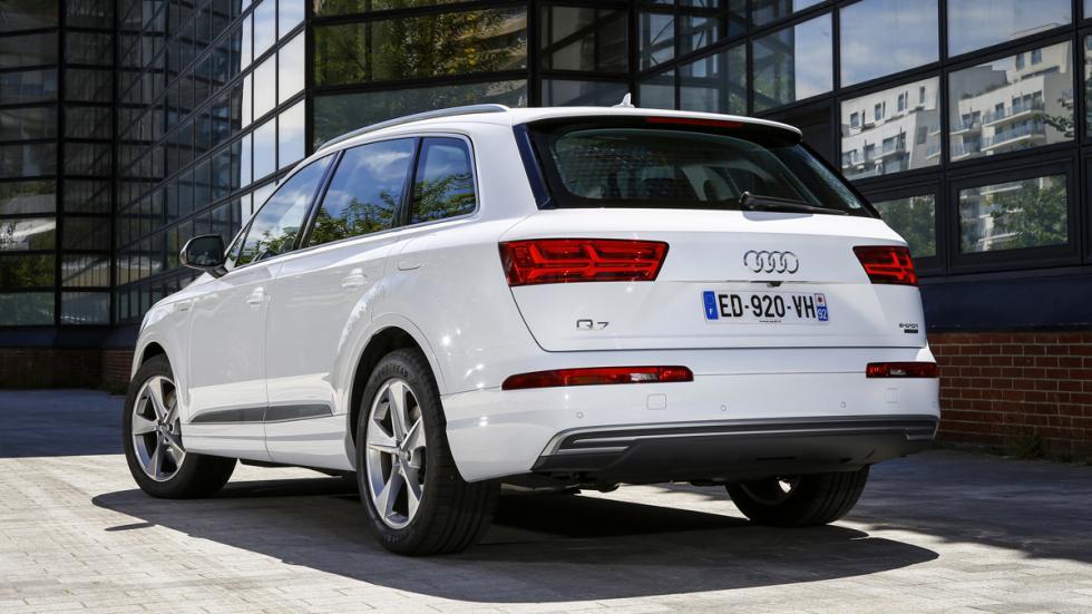 Audi Q7 3.0 TDI e-tron