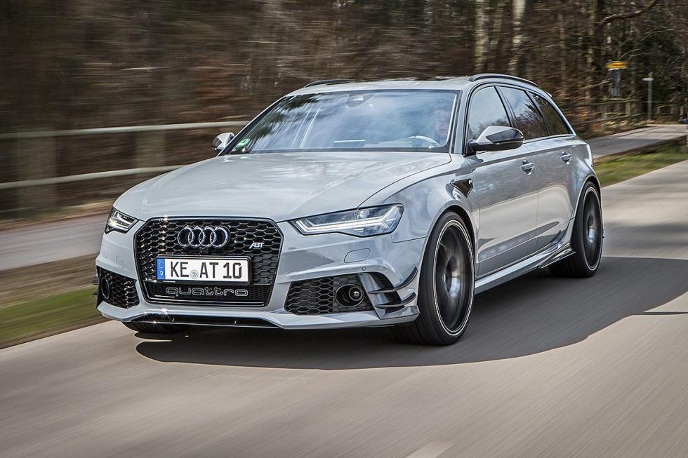 "Prueba radical: Abt Audi RS 6 ""1of 12"" (2016)"