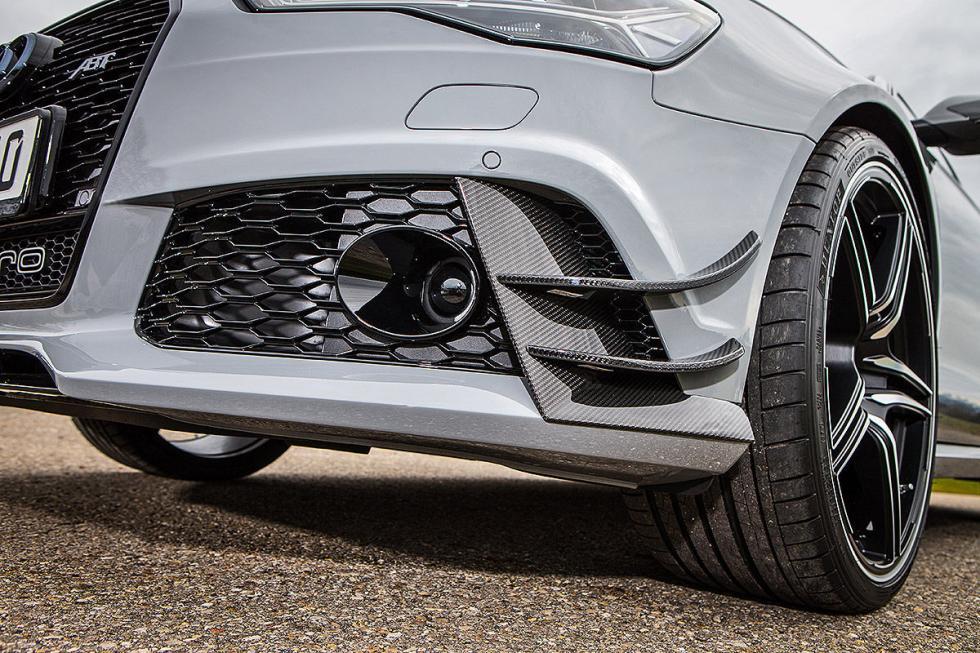 Prueba radical: Abt Audi RS 6 1of 12