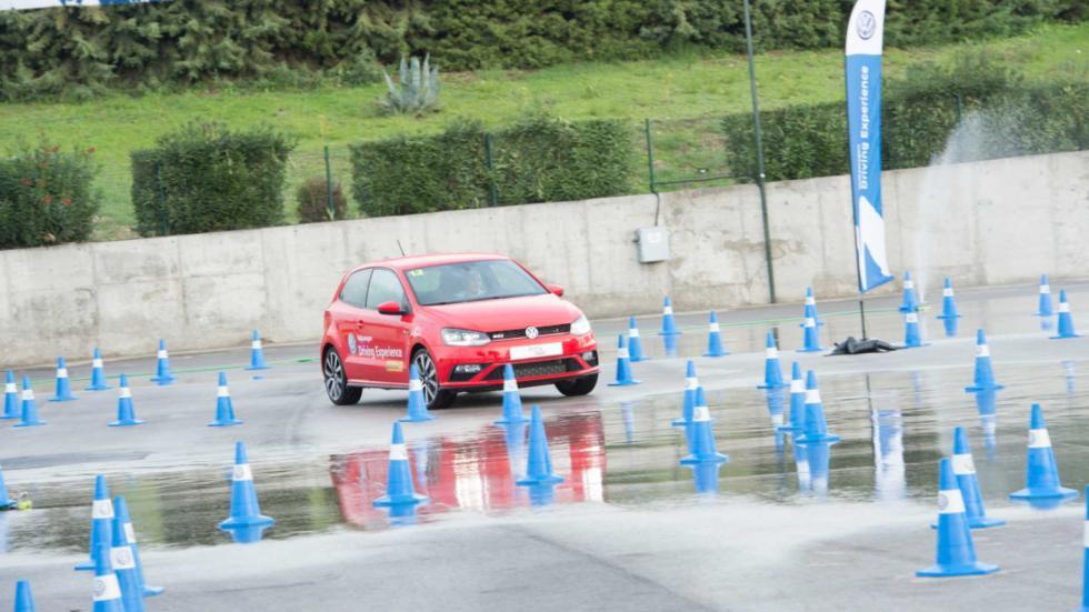 Volkswagen Driving Experience jarama