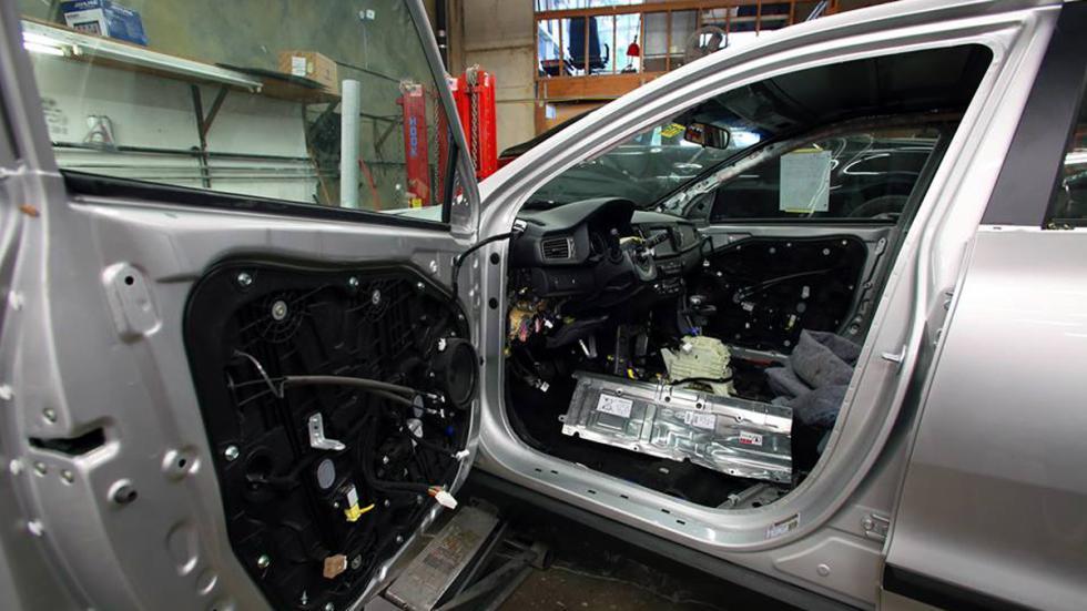 Kia Niro pick-up SEMA Show 2016 interior