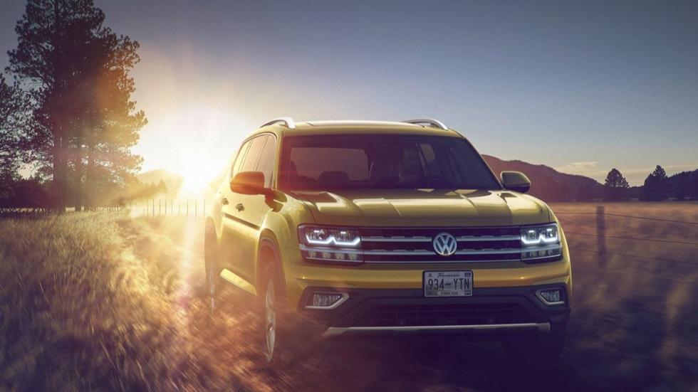 Volkswagen Atlas dinamica