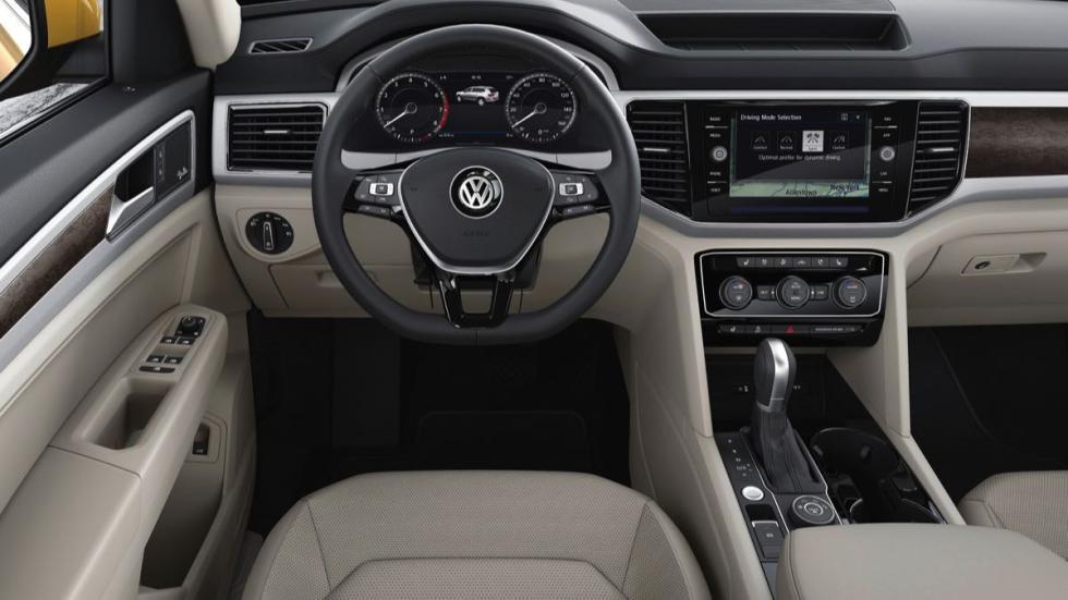 Volkswagen Atlas volante