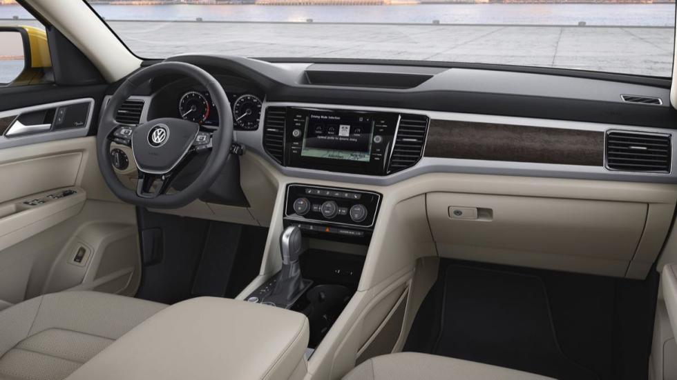 Volkswagen Atlas salpicadero