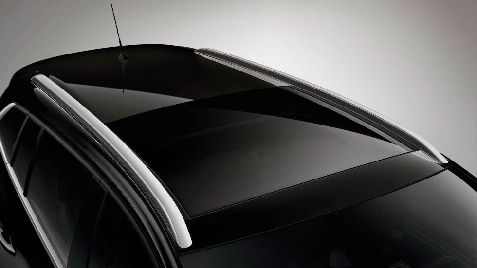 Renault Mégane Sport Tourer 2017 barras de techo