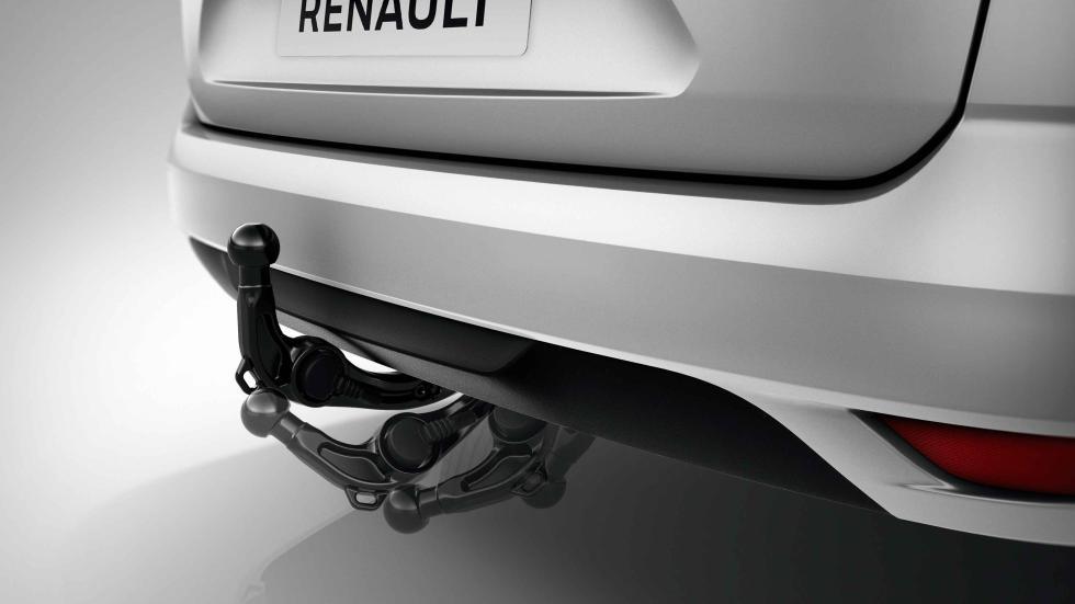 Renault Mégane Sport Tourer 2017 gancho remolque