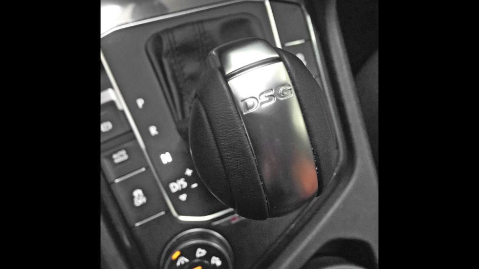VW Tiguan cambio