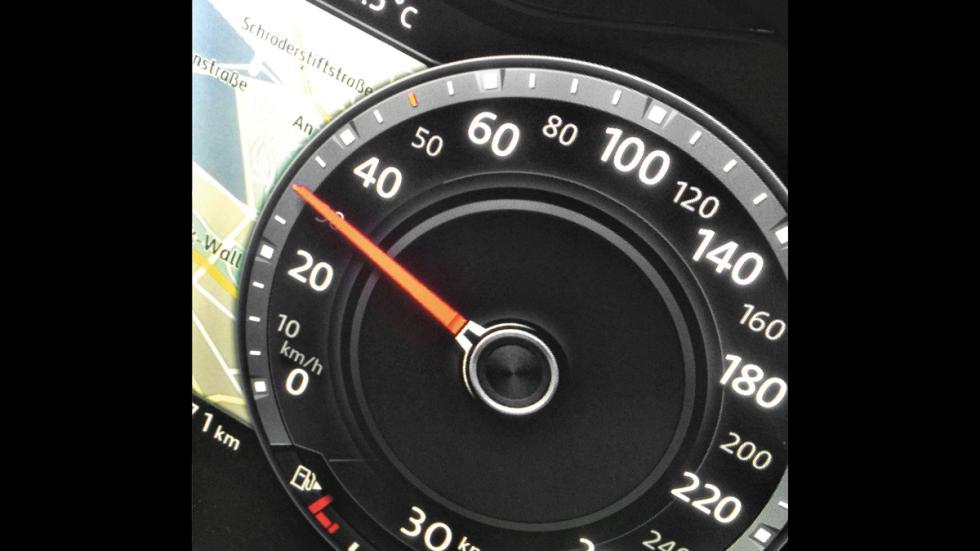 VW Tiguan instrumentación