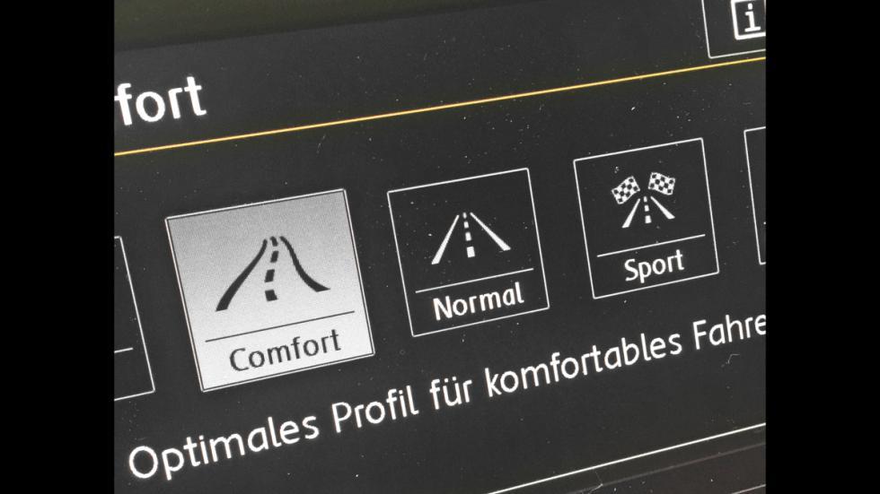 VW Tiguan suspensión