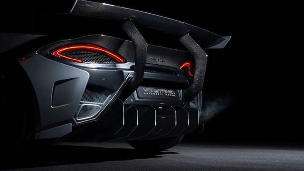McLaren 570S Vorsteiner alerón
