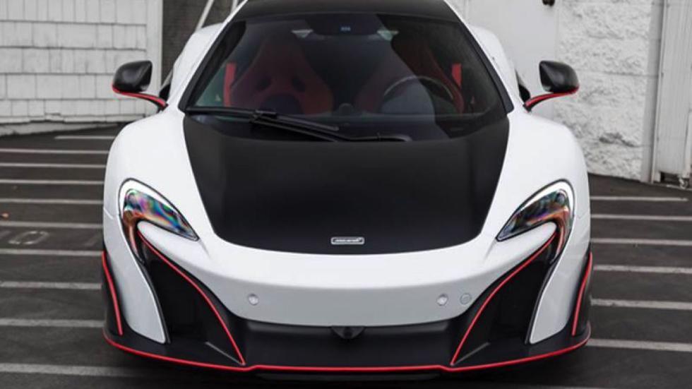 McLaren 675LT frontal