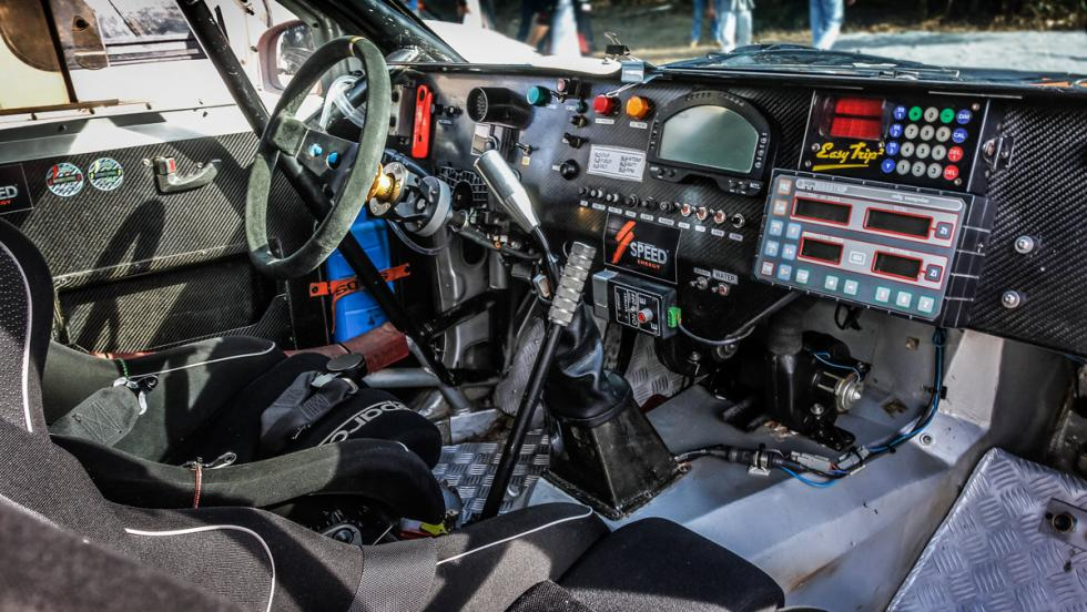 Prueba Dacia Duster Proto 1