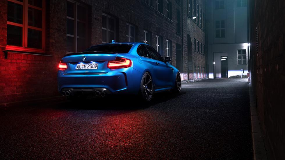 BMW M2 Coupé de AC Schnitzer trasera