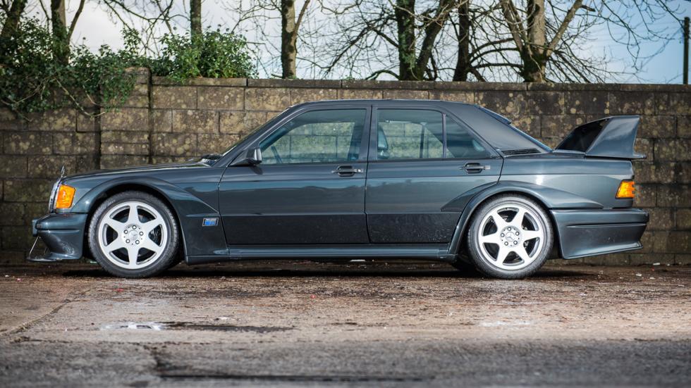 Mercedes 190 2.5-16 Evo 2