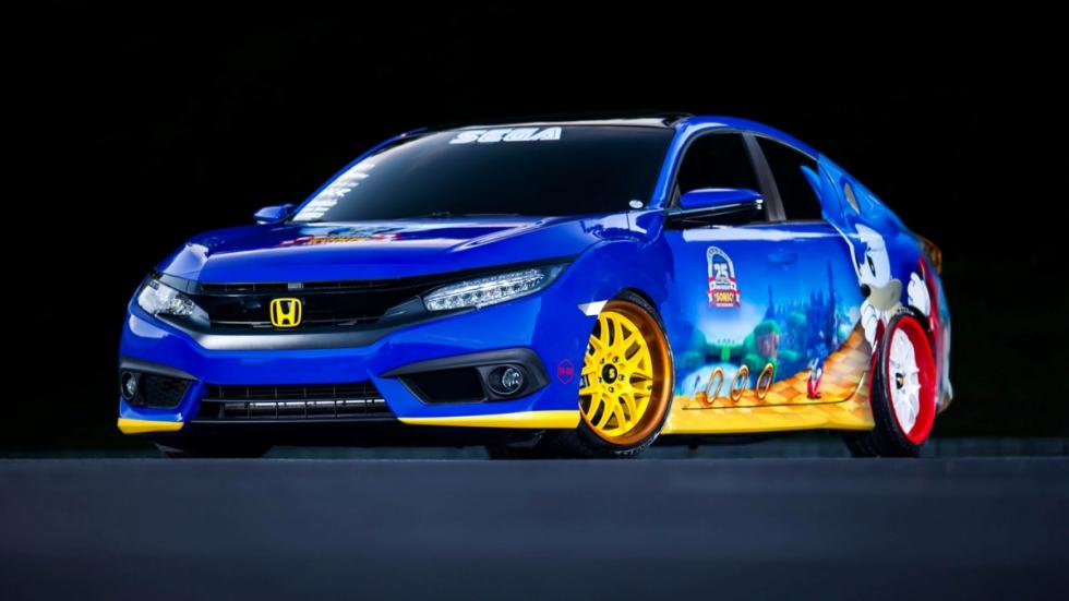 Honda Civic SEMA Show 2016